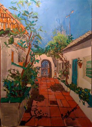 Hotel Bella Vista Courtyard
