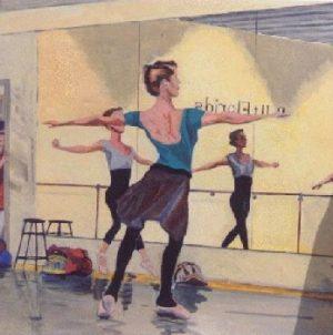 Ballet Reflection